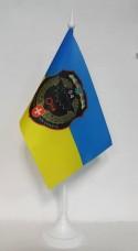 Купить Настільний прапорець 54 ОРБ 54й Окремий Розвідувальний Батальйон в интернет-магазине Каптерка в Киеве и Украине