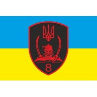 Прапор 8 БТрО Батальйон Територіальної Оборони ПОДІЛЛЯ
