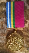 Медаль За Службу На Донбасі I ступеня