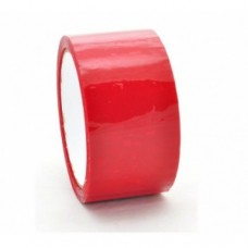 Скотч красный 35м