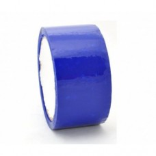 Скотч синий 35м