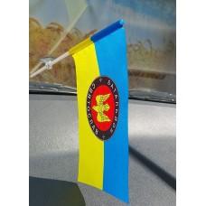 Автомобільний прапорець Батальйон Святослав