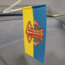 Купить Автомобільний прапорець Інженерні війська в интернет-магазине Каптерка в Киеве и Украине