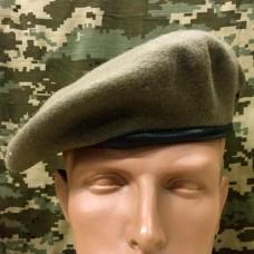 Берет олива (степ) Механізовані Війська ЗСУ (Піхота) згідно Наказу 606