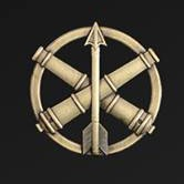 Беретний знак Протиповітряної оборони та зенітно-ракетних військ ЗСУ АКЦІЯ до Дня Незалежності