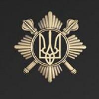 Беретний знак Окремого Київського полку Президента України