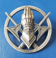 Беретний знак 101 Окрема Бригада Охорони ГШ ЗСУ
