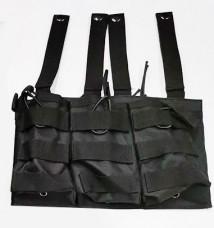 Підсумок для магазинів АК 3х2 (чорний)