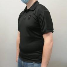 Тактична сорочка поло Поліція з люверсом, Coolmax