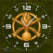 Купить Годинник Піхота (скло) в интернет-магазине Каптерка в Киеве и Украине