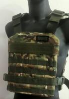 Легкий чехол бронежилета Мультикам ТМ Блокпост