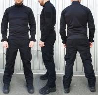 Штани чорні для поліції та охорони ТМ Блокпост