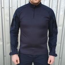 Купить Тактична сорочка Ubacs Dark Navy Blue в интернет-магазине Каптерка в Киеве и Украине