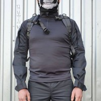 Тактична сорочка UBACS GREY ТМ Блокпост
