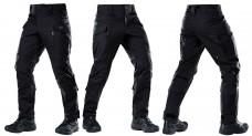 Купить Брюки M-TAC CONQUISTADOR GEN.III NYCO BLACK в интернет-магазине Каптерка в Киеве и Украине