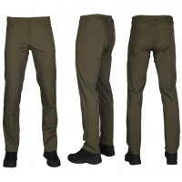 Брюки M-TAC STREET TACTICAL FLEX DARK OLIVE c пропиткой Teflon