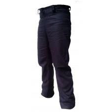 Летние брюки черные Натуральный лён 100%