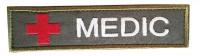 Нашивка Medic