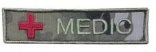Нашивка Medic з крестом МУЛЬТИКАМ