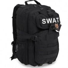 Рюкзак тактичний SWAT (чорний)