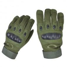 Купить Тактические перчатки с защитой костяшек олива в интернет-магазине Каптерка в Киеве и Украине