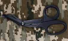 Тактичні ножиці Чорні