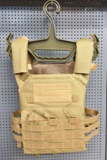 Купить Чохол бронежилету ESDY COYOTE  в интернет-магазине Каптерка в Киеве и Украине