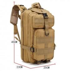 20л рюкзак колір койот