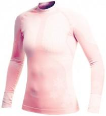 Термобелье Craft Warm WOMEN Верх Женский Розовое TOTAL SALE
