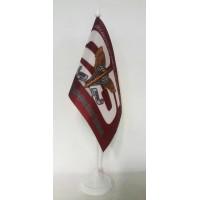 Настільний прапорець 25 Окрема Повітряно-Десантна Бригада ДШВ