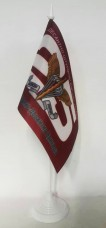 Купить 25 Окрема Повітряно-Десантна Бригада ДШВ настільний прапорець в интернет-магазине Каптерка в Киеве и Украине