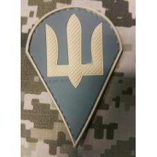 PVC патч Десантно Штурмові Війська України (Олива)
