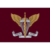 Прапор Десантно-Штурмових Військ ЗСУ