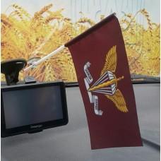 Автомобільний прапорець ДШВ ЗСУ