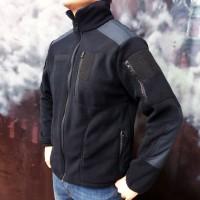Куртка флісова темно-синя ДСНС 350гм
