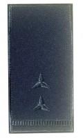 Погони Головний майстер-сержант ДСНС (синій) Універсальний - муфта-липучка