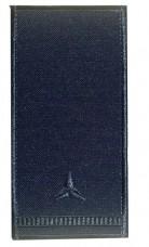 Погон майстер-сержант ДСНС (синій) Універсальний - муфта-липучка