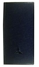 Погон сержант ДСНС (синій) Універсальний - муфта-липучка