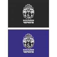 Прапор Батальйон Чернігів