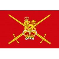 Прапор Армії Великобританії