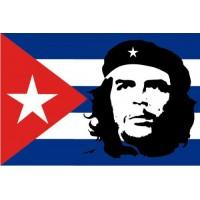 Флаг Куба Че Гевара