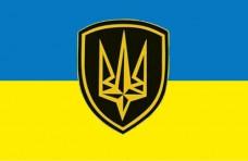 Прапор 4 БрОП - Бригада Швидкого Реагування НГУ