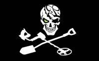 Флаг Черный Копатель