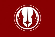 Флаг Орден Джедаев