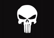 Флаг Punisher