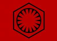 """Флаг Первый Орден """"Звездные Войны"""""""