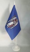 Настільний прапорець Києва (герб)