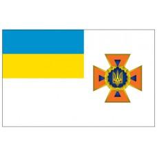 Новий прапор ДСНС України