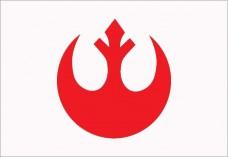 Флаг Повстанческий Альянс (Звездные Войны)