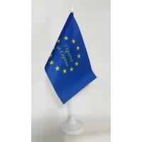 Україна це Європа настольний прапорець